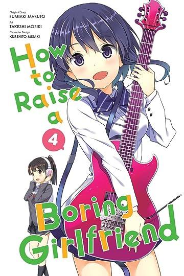 How to Raise a Boring Girlfriend Vol. 4