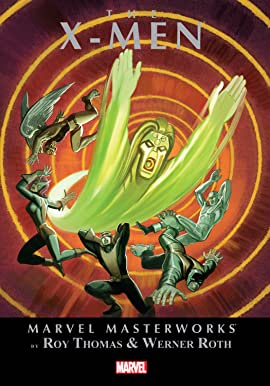 X-Men Masterworks Vol. 3