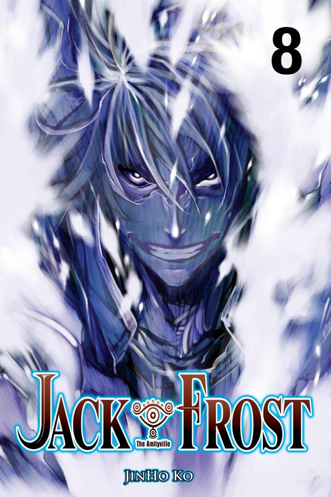 Jack Frost Vol. 8