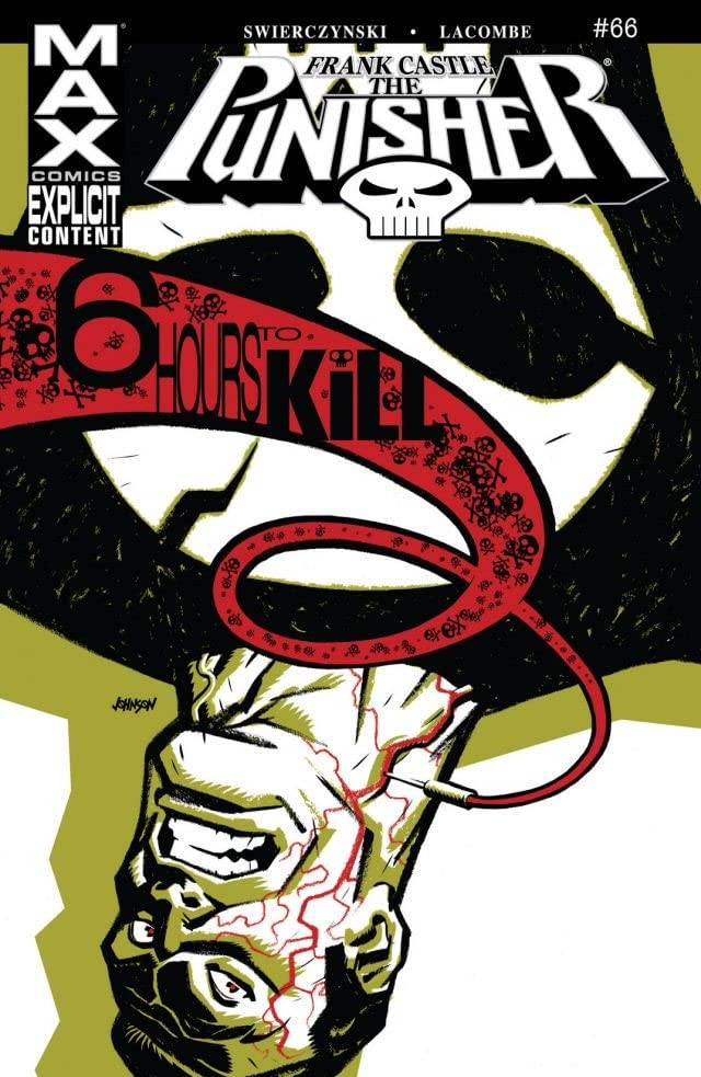 Punisher: Frank Castle MAX (2009) #66