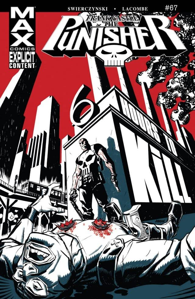 Punisher: Frank Castle MAX (2009) #67