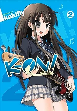 K-ON! Vol. 2