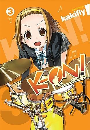 K-ON! Vol. 3