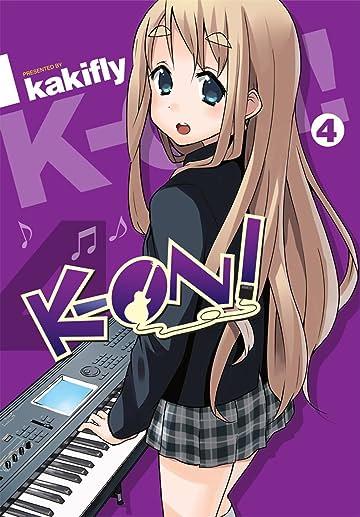 K-ON! Vol. 4
