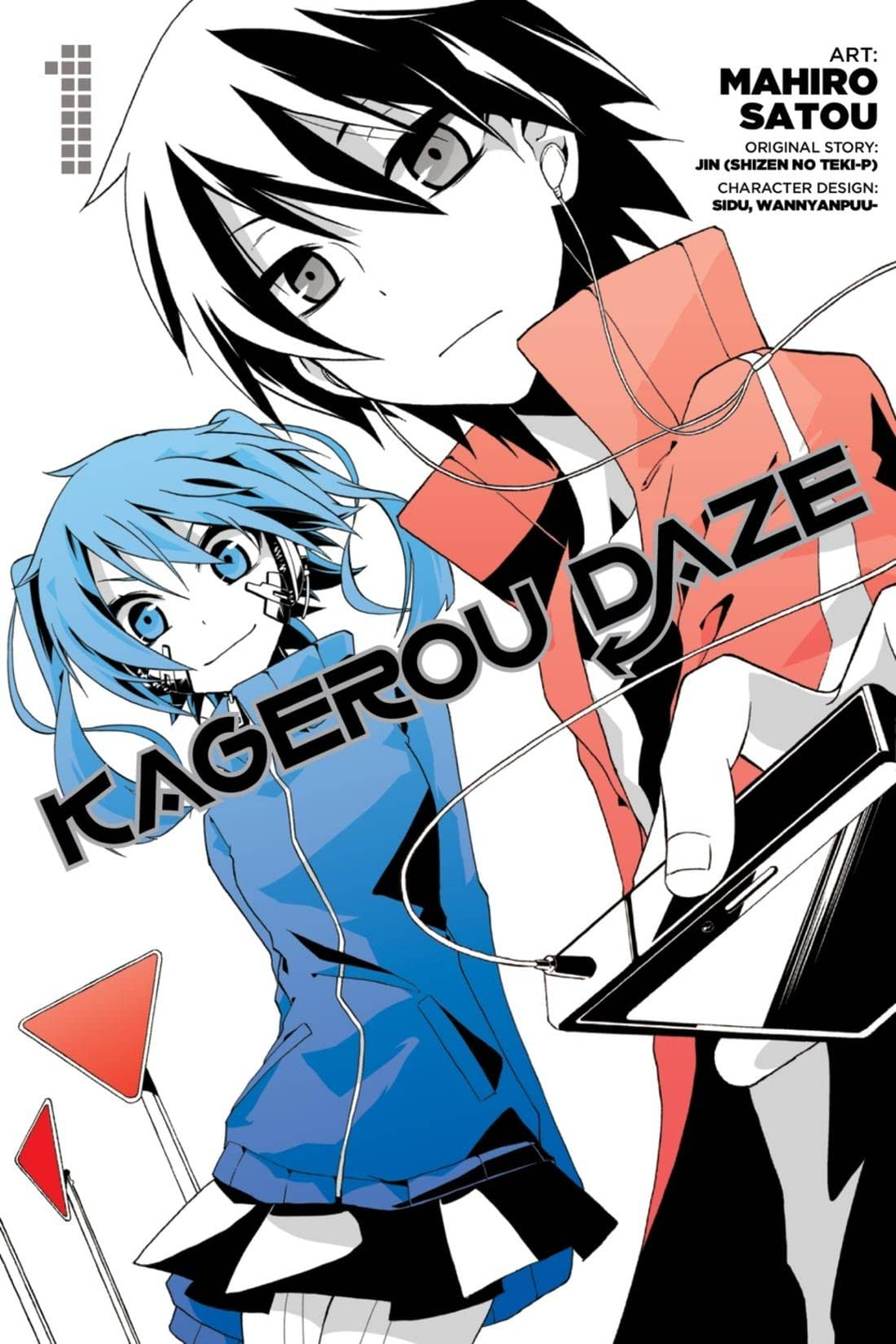 Kagerou Daze Vol. 1
