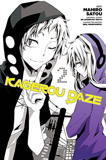 Kagerou Daze Vol. 2