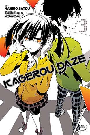 Kagerou Daze Vol. 3