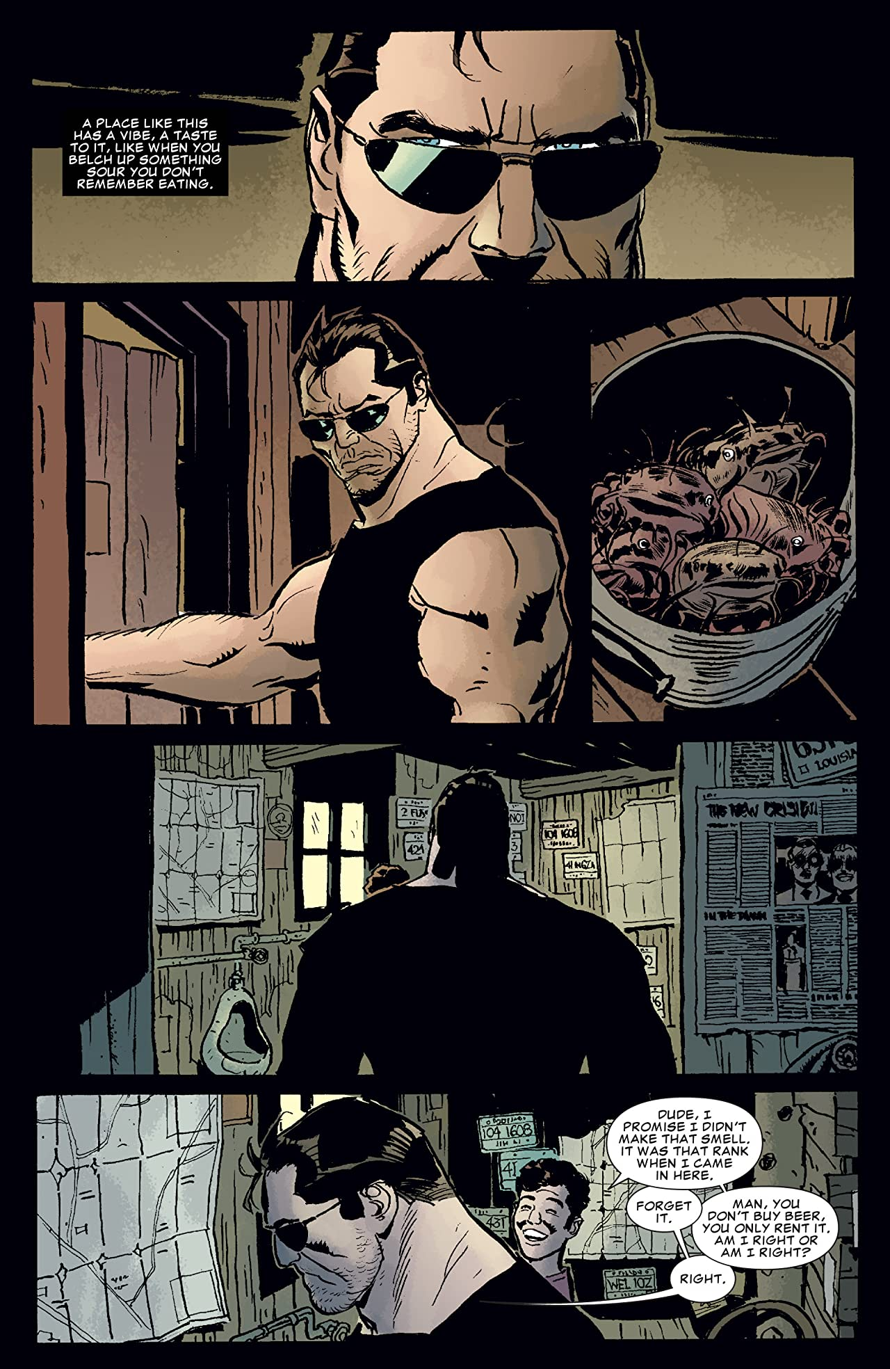 Punisher: Frank Castle MAX (2009) #71