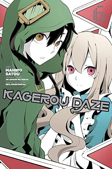 Kagerou Daze Vol. 6