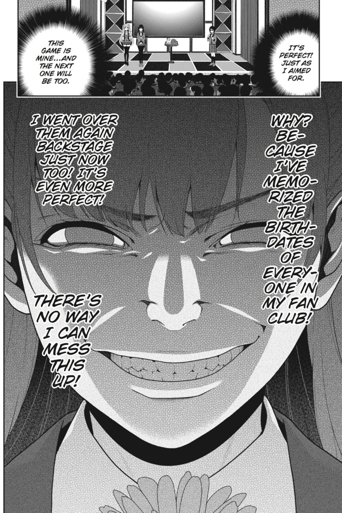 Kakegurui - Compulsive Gambler #21