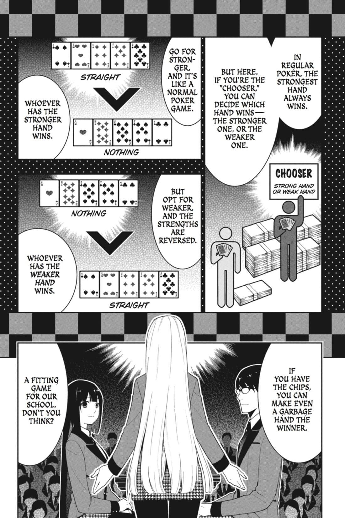 Kakegurui - Compulsive Gambler #23
