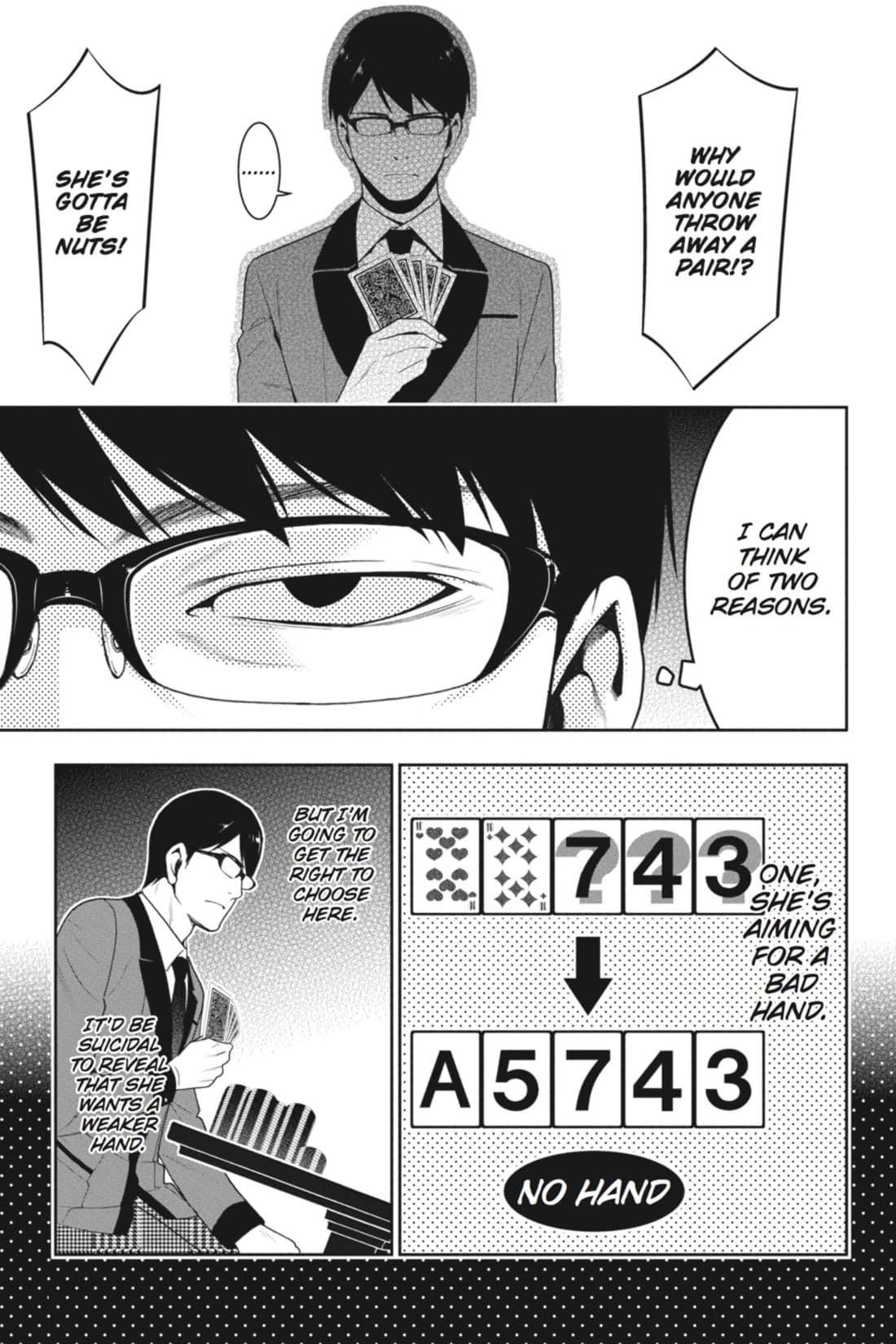 Kakegurui - Compulsive Gambler #24