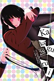 Kakegurui - Compulsive Gambler #28