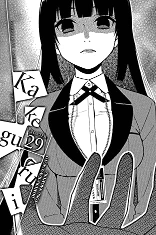 Kakegurui - Compulsive Gambler #29