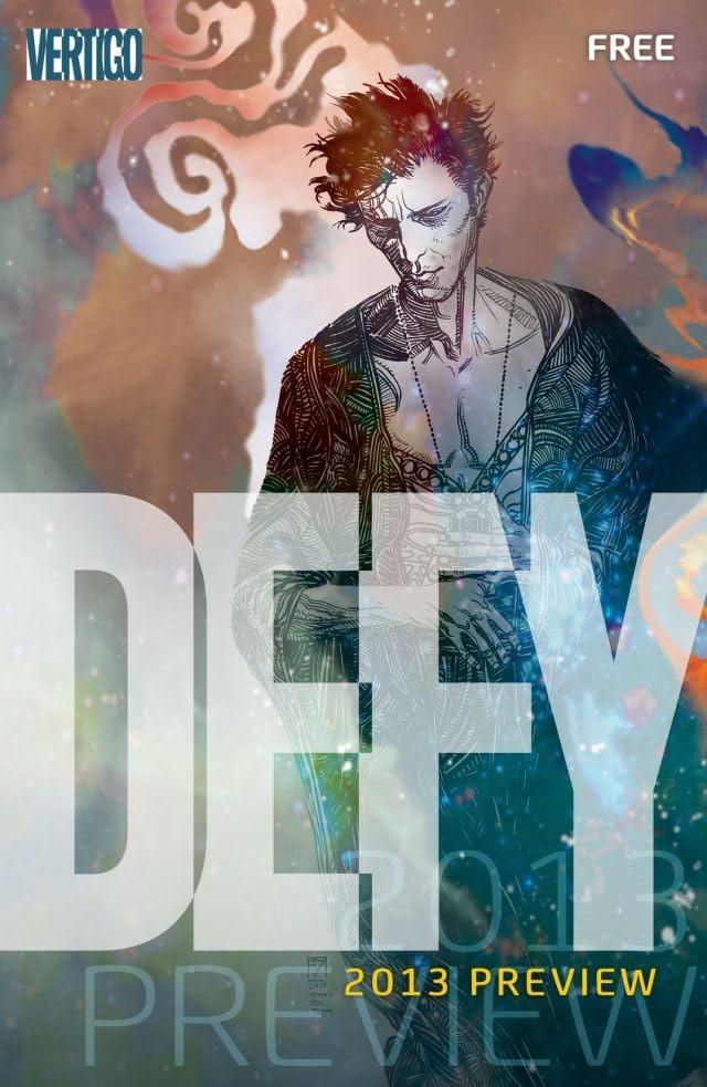 Vertigo: DEFY 2013 Preview