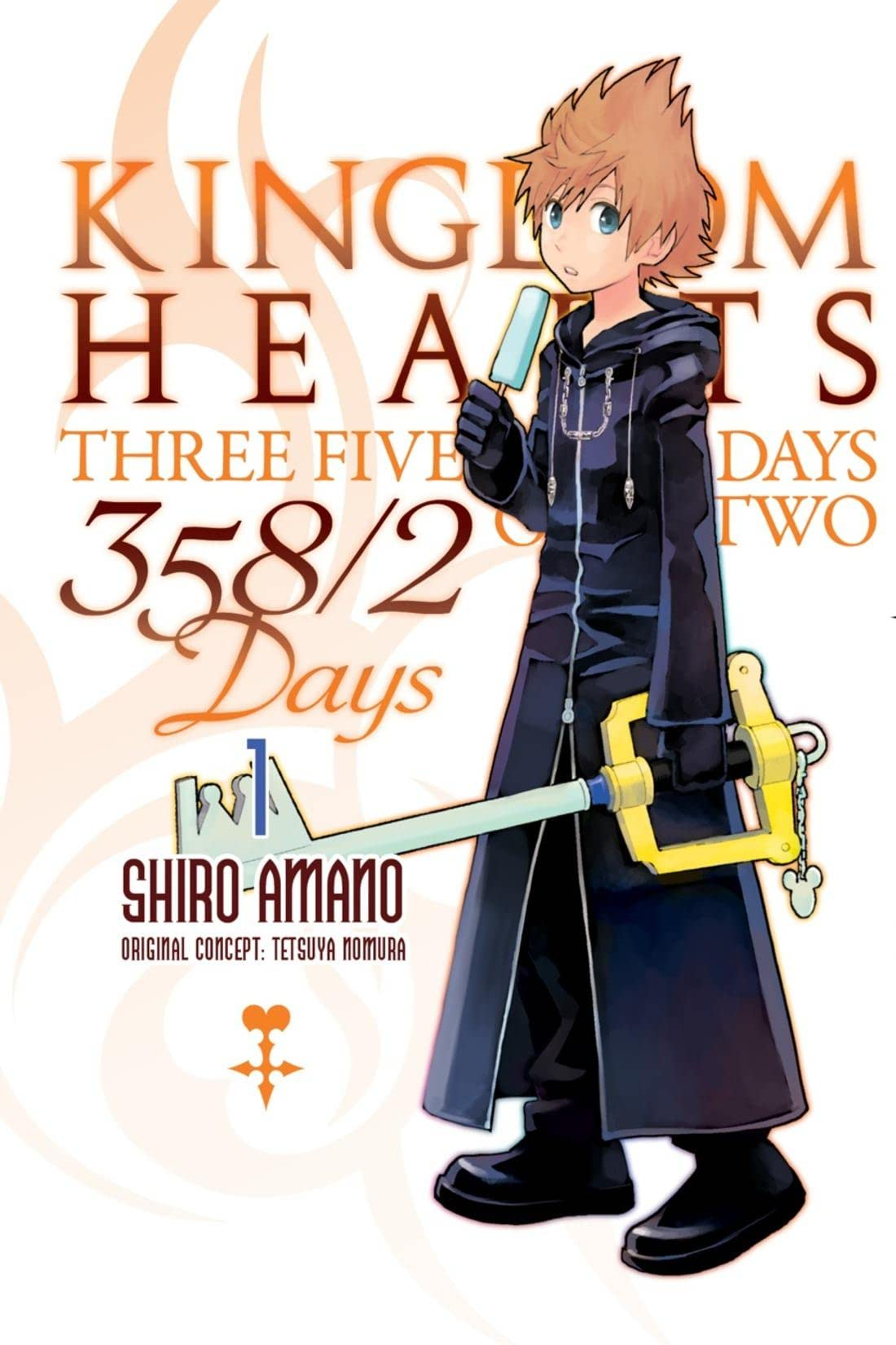 Kingdom Hearts 358/2 Days Vol. 1