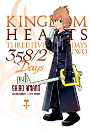 Kingdom Hearts 358/2 Days Vol. 1
