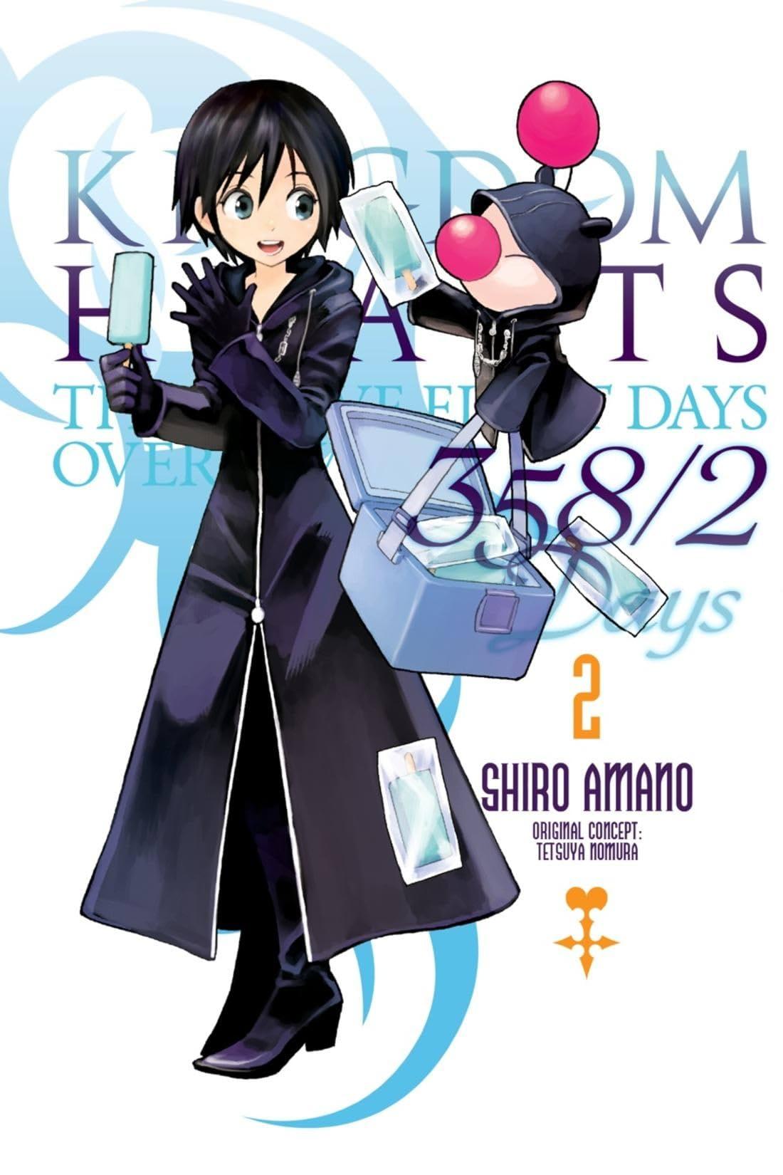 Kingdom Hearts 358/2 Days Vol. 2