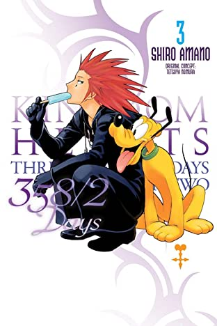 Kingdom Hearts 358/2 Days Vol. 3