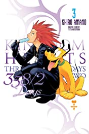 Kingdom Hearts 358/2 Days Vol. 3