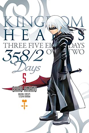 Kingdom Hearts 358/2 Days Vol. 5