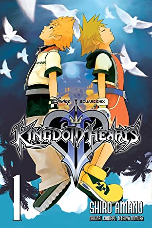 Kingdom Hearts II Vol. 1