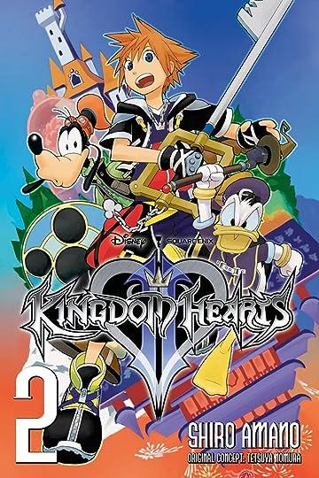 Kingdom Hearts II Tome 2