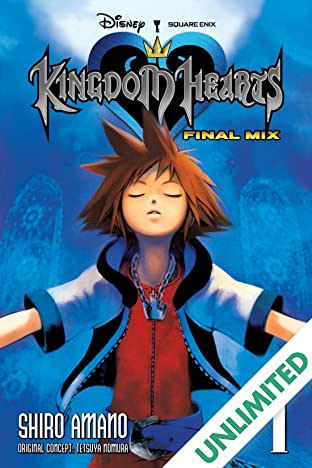 Kingdom Hearts: Final Mix Vol. 1