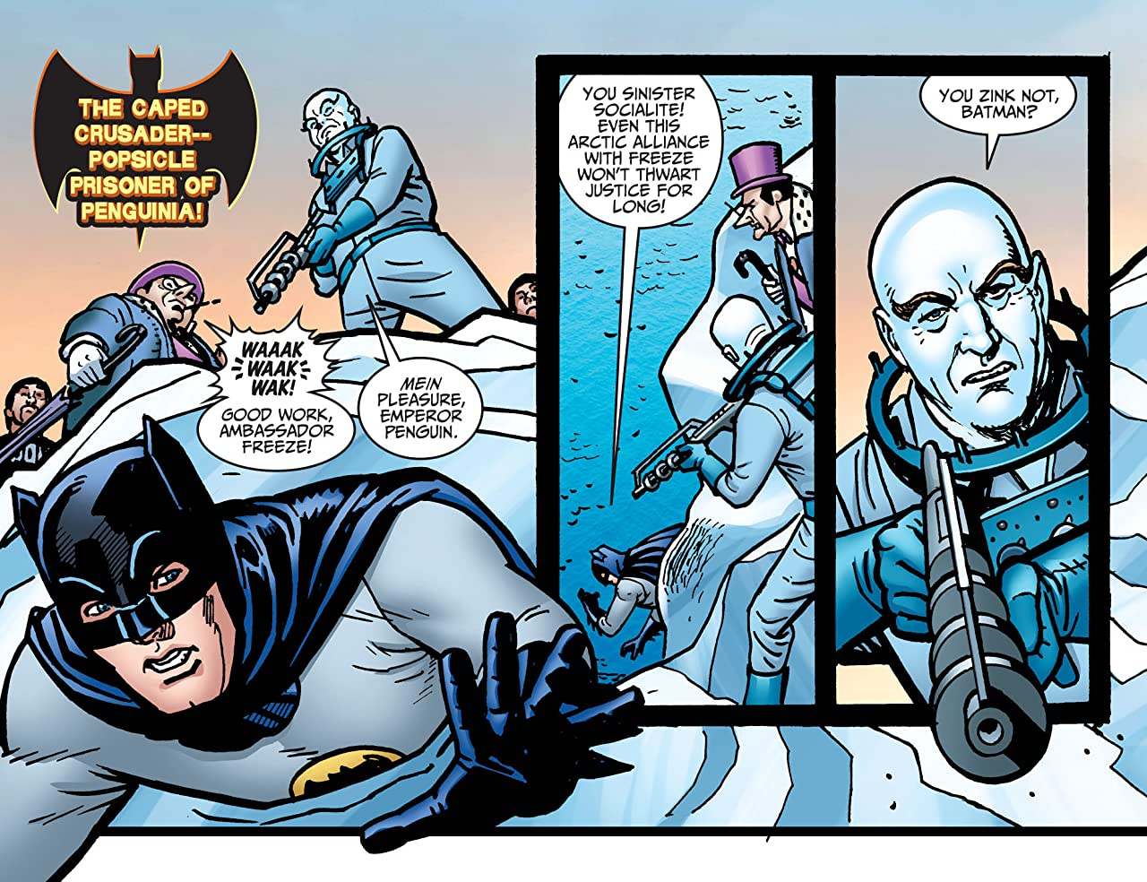 Batman '66 #5