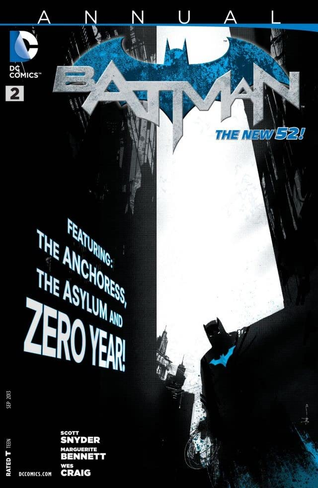 Batman (2011-2016): Annual #2