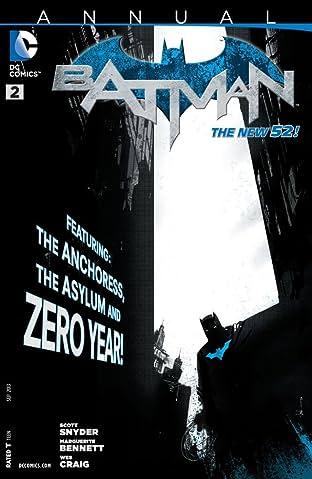 Batman (2011-): Annual #2