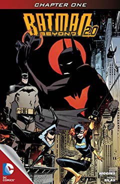Batman Beyond 2.0 (2013-2014) #1