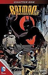 Batman Beyond 2.0 (2013-2014) #1