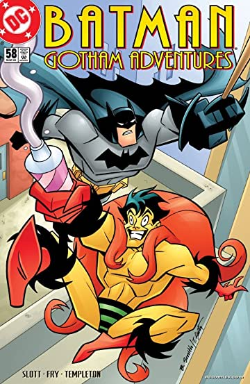 Batman: Gotham Adventures #58