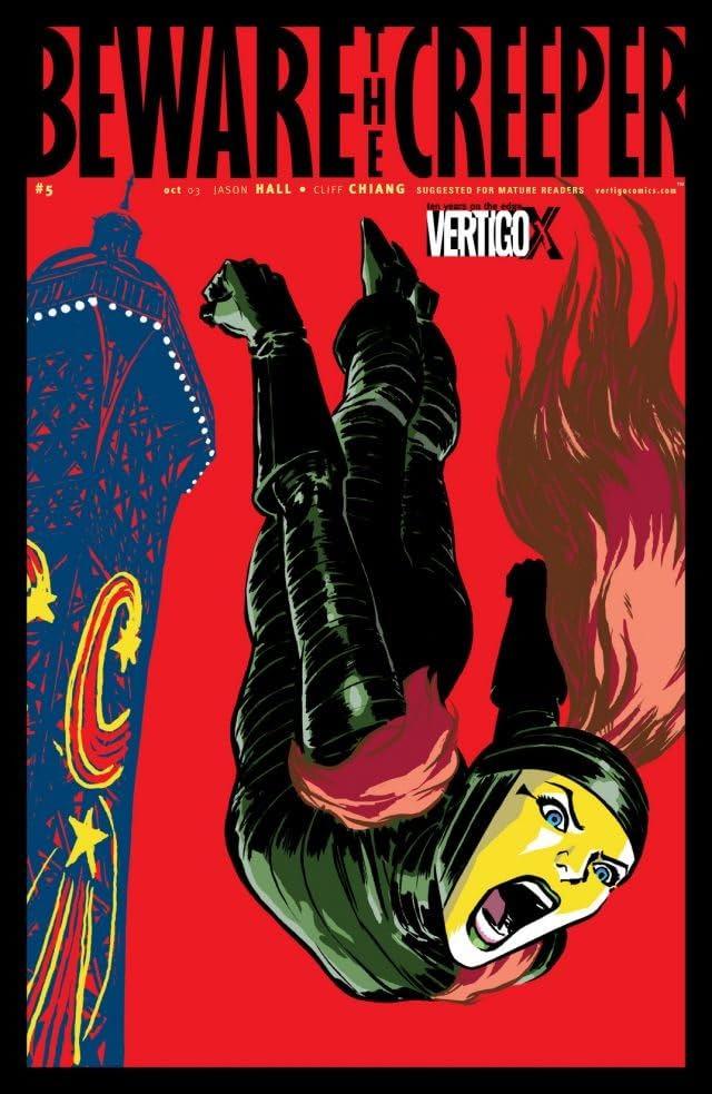 Beware The Creeper (2003) #5 (of 5)