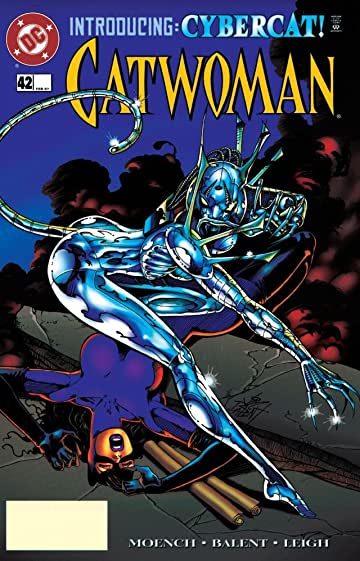 Catwoman (1993-2001) #42