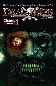 Dead Men Tell No Tales #1