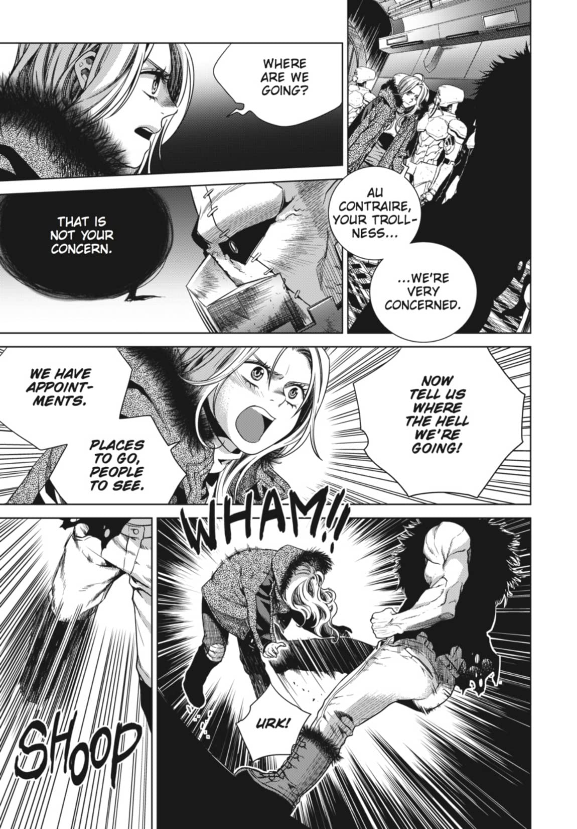 Maximum Ride: The Manga #49
