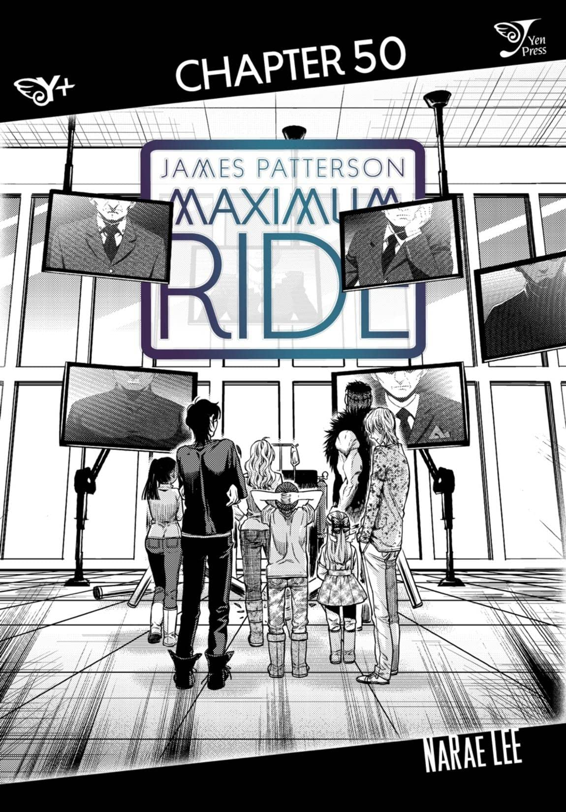 Maximum Ride: The Manga #50