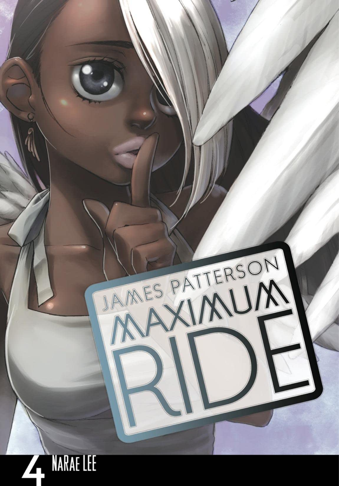 Maximum Ride: The Manga Vol. 4