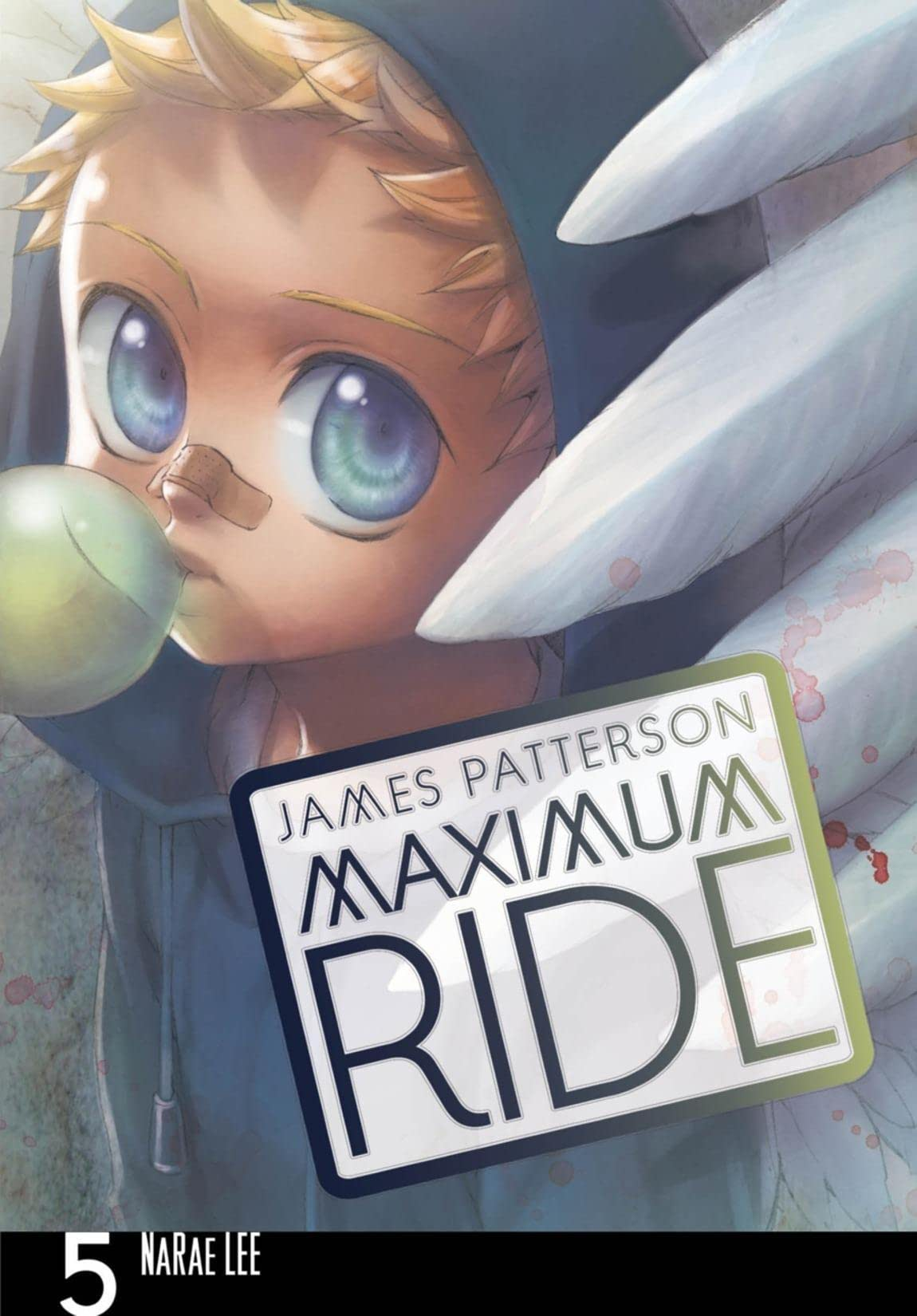 Maximum Ride: The Manga Vol. 5