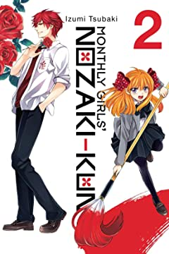 Monthly Girls' Nozaki-kun Vol. 2