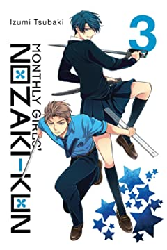 Monthly Girls' Nozaki-kun Vol. 3