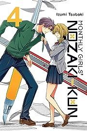 Monthly Girls' Nozaki-kun Vol. 4
