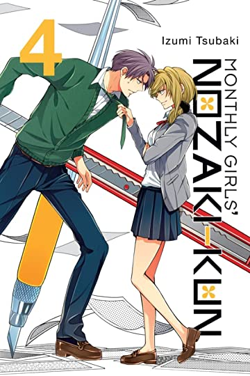 Monthly Girls' Nozaki-kun Vol. 4