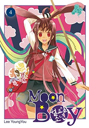 Moon Boy Vol. 4