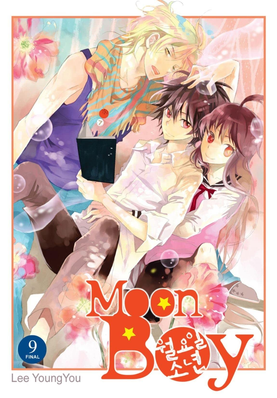 Moon Boy Vol. 9