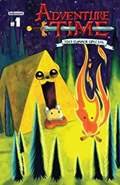 Adventure Time 2013 Summer Special