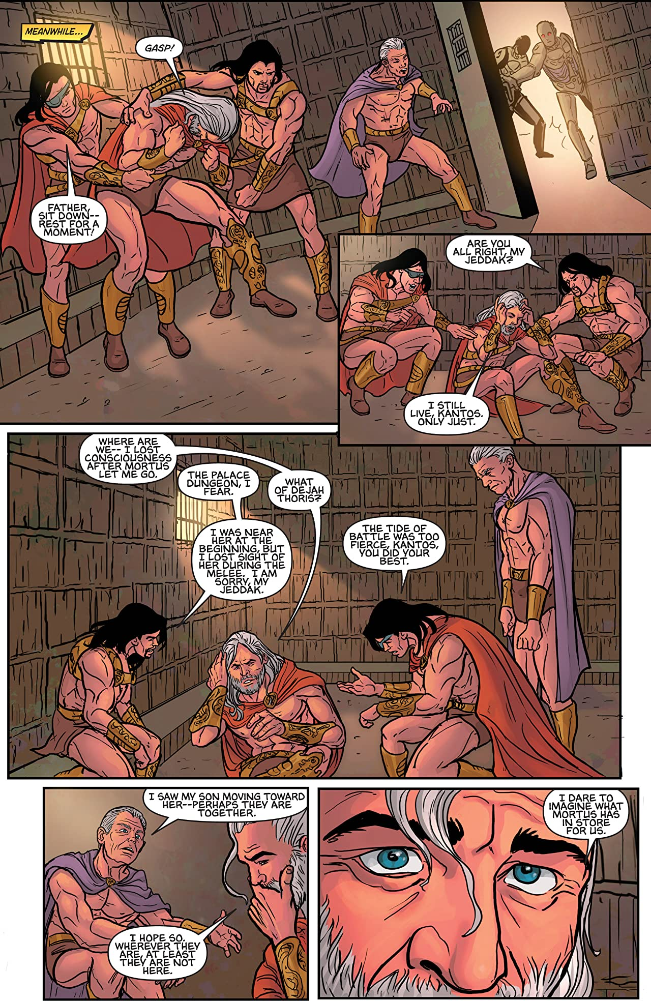 Warlord of Mars: Dejah Thoris #28