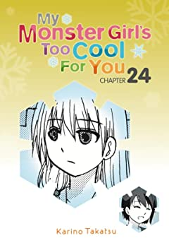 My Monster Girl's Too Cool for You #24
